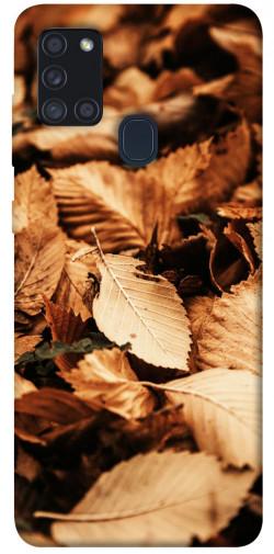 Чехол itsPrint Опавшая листва для Samsung Galaxy A21s