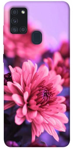 Чехол itsPrint Нежная хризантема для Samsung Galaxy A21s