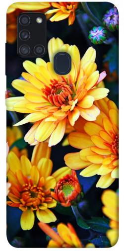 Чехол itsPrint Yellow petals для Samsung Galaxy A21s