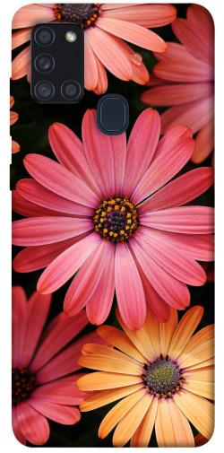 Чехол itsPrint Осенние цветы для Samsung Galaxy A21s