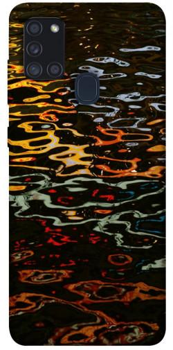 Чехол itsPrint Красочные блики для Samsung Galaxy A21s