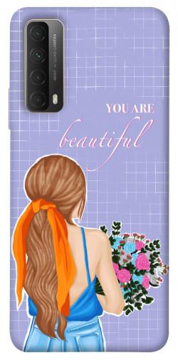 Чехол itsPrint You are beautiful для Huawei P Smart (2021)