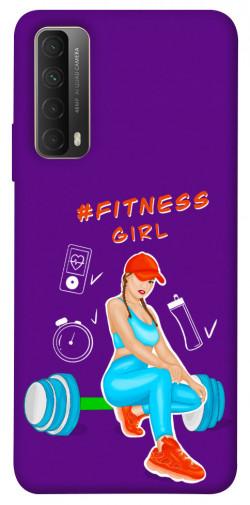 Чехол itsPrint Fitness girl для Huawei P Smart (2021)