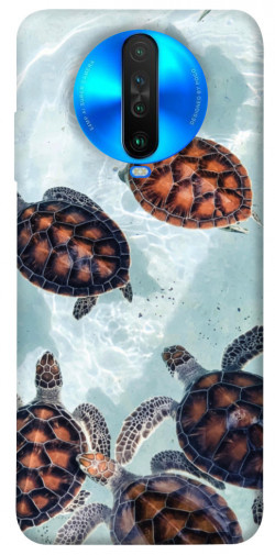 Чехол itsPrint Морские черепахи для Xiaomi Poco X2