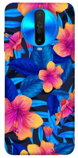 Чехол itsPrint Цветочная композиция для Xiaomi Poco X2