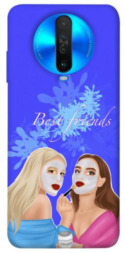 Чехол itsPrint Best friends для Xiaomi Poco X2