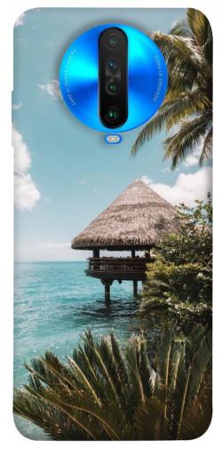 Чехол itsPrint Тропический остров для Xiaomi Poco X2