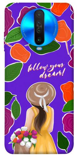 Чехол itsPrint Girl dreamer для Xiaomi Poco X2