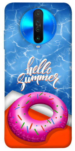 Чехол itsPrint Hello summer для Xiaomi Poco X2
