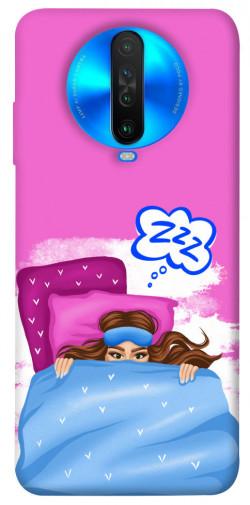 Чехол itsPrint Sleepу girl для Xiaomi Poco X2