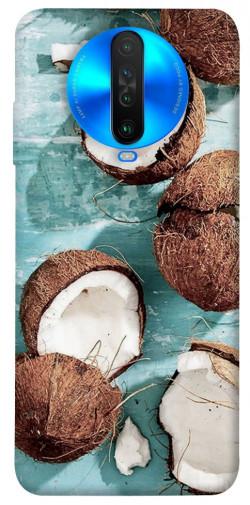 Чехол itsPrint Summer coconut для Xiaomi Poco X2