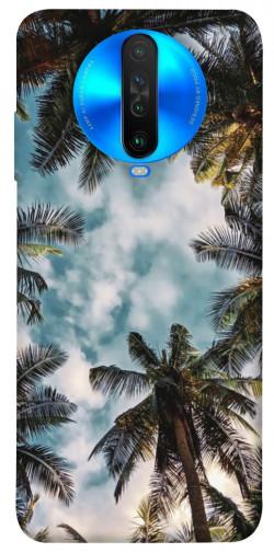 Чехол itsPrint Coconut palms для Xiaomi Poco X2