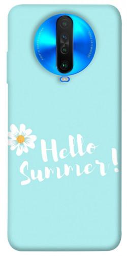 Чехол itsPrint Привет лето для Xiaomi Poco X2