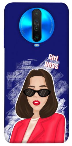 Чехол itsPrint Girl boss для Xiaomi Poco X2