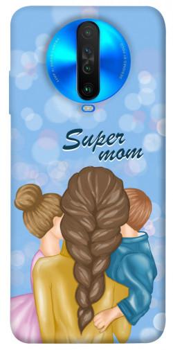 Чехол itsPrint Super mommy для Xiaomi Poco X2