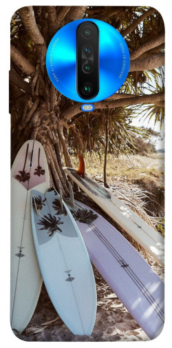 Чехол itsPrint Surfboards для Xiaomi Poco X2