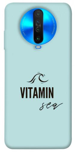 Чехол itsPrint Vitamin sea для Xiaomi Poco X2