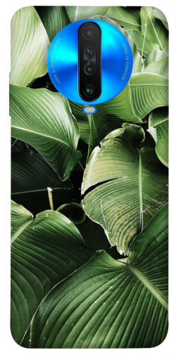 Чехол itsPrint Тропическая листва для Xiaomi Poco X2