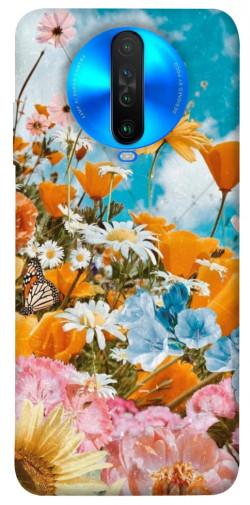 Чехол itsPrint Летние цветы для Xiaomi Poco X2