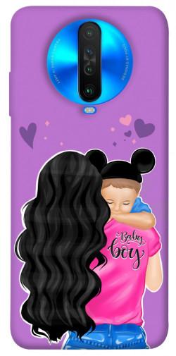 Чехол itsPrint Baby boy для Xiaomi Poco X2