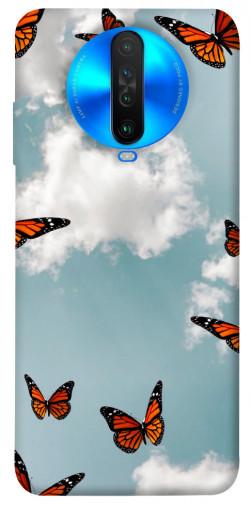 Чехол itsPrint Summer butterfly для Xiaomi Poco X2
