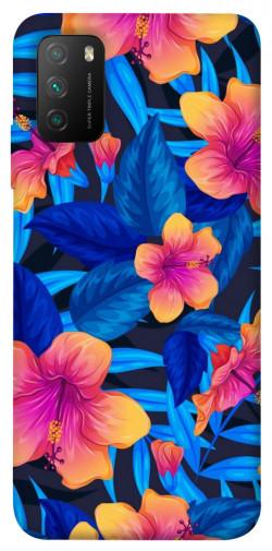 Чехол itsPrint Цветочная композиция для Xiaomi Poco M3