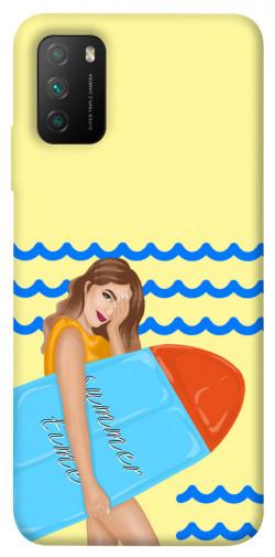Чехол itsPrint Summer time для Xiaomi Poco M3