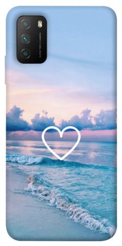 Чехол itsPrint Summer heart для Xiaomi Poco M3