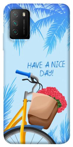 Чехол itsPrint Have a nice day для Xiaomi Poco M3