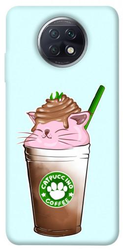 Чехол itsPrint Catpuccino для Xiaomi Redmi Note 9 5G / Note 9T