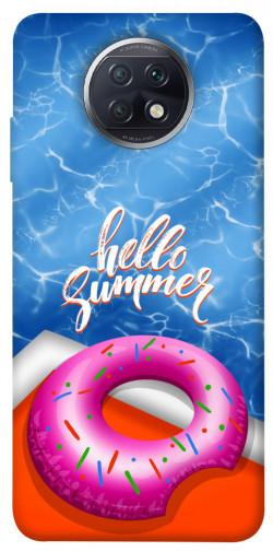 Чехол itsPrint Hello summer для Xiaomi Redmi Note 9 5G / Note 9T