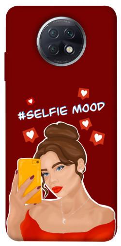 Чехол itsPrint Selfie mood для Xiaomi Redmi Note 9 5G / Note 9T