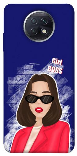Чехол itsPrint Girl boss для Xiaomi Redmi Note 9 5G / Note 9T