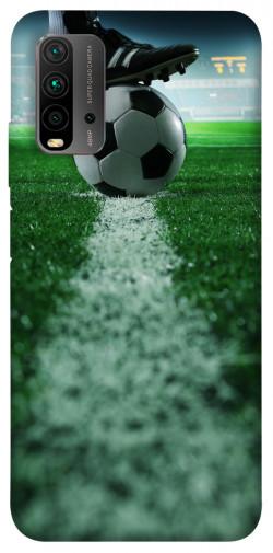 Чехол itsPrint Футболист для Xiaomi Redmi Note 9 4G / Redmi 9 Power / Redmi 9T