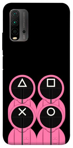 Чехол itsPrint Squid Game picture 8 для Xiaomi Redmi Note 9 4G / Redmi 9 Power / Redmi 9T