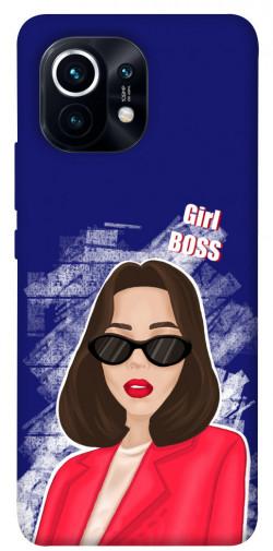 Чехол itsPrint Girl boss для Xiaomi Mi 11