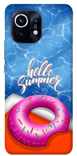 Чехол itsPrint Hello summer для Xiaomi Mi 11
