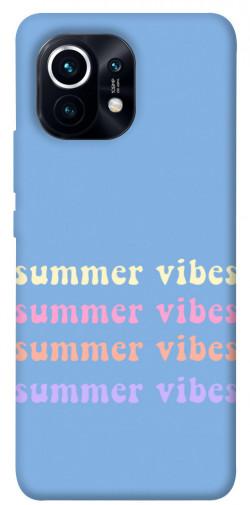 Чехол itsPrint Summer vibes для Xiaomi Mi 11