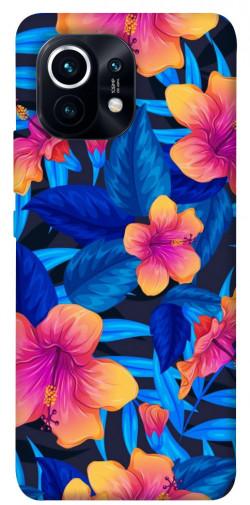 Чехол itsPrint Цветочная композиция для Xiaomi Mi 11