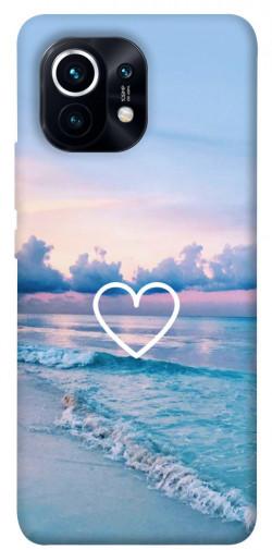 Чехол itsPrint Summer heart для Xiaomi Mi 11
