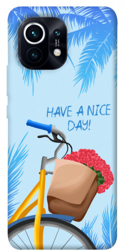 Чехол itsPrint Have a nice day для Xiaomi Mi 11