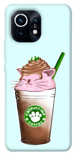 Чехол itsPrint Catpuccino для Xiaomi Mi 11