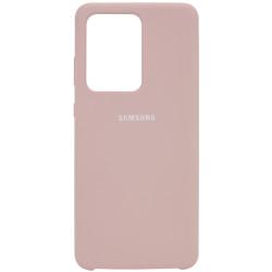 Уценка Чехол Silicone Cover (AA) для Samsung Galaxy S20 Ultra