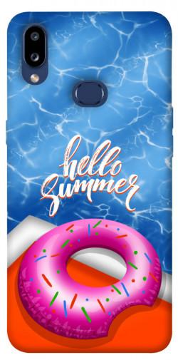Чехол itsPrint Hello summer для Samsung Galaxy M01s