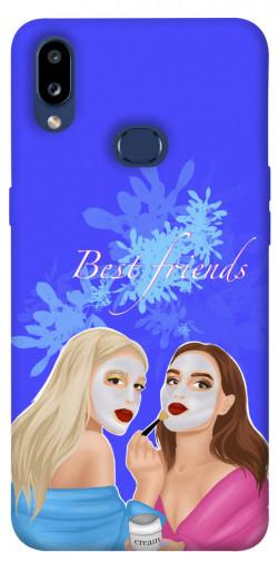 Чехол itsPrint Best friends для Samsung Galaxy M01s
