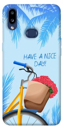 Чехол itsPrint Have a nice day для Samsung Galaxy M01s