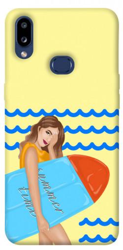 Чехол itsPrint Summer time для Samsung Galaxy M01s