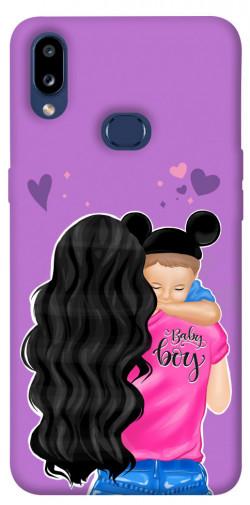 Чехол itsPrint Baby boy для Samsung Galaxy M01s