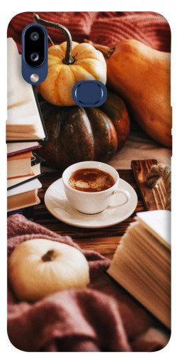 Чехол itsPrint Осеннее настроение для Samsung Galaxy M01s