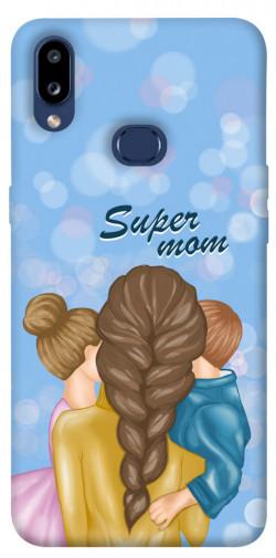 Чехол itsPrint Super mommy для Samsung Galaxy M01s